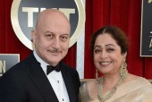 Anupam Kher Super Proud of Wife Kirron Kher's Election Victory
