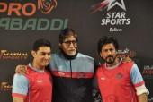 Kabaddi Brings Aamir Khan and Shah Rukh Khan Together