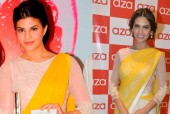 Jacqueline Fernandez or Esha Gupta: Who Draped it Better?