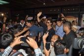 Shah Rukh Khan, Farah Khan and Boman Irani Visit a Theater in Mumbai
