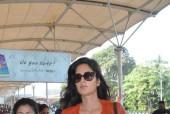 Katrina Kaif, Priyanka Chopra, Aamir Khan and Karan Johar Leave for Arpita Khan's Wedding