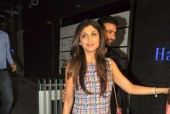Star Spotting: Shilpa Shetty Kundra, Boman Irani and Naseeruddin Shah