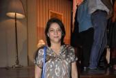 Helen, Waheeda Rehman, Asha Parekh, Rohit Roy, Sharman Joshi And Mona Singh At Unfaithfully Yours Screening