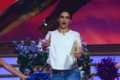 CAUGHT: Deepika Padukone Makes Funny Faces at Recent Events!