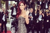 First Pictures of Katrina Kaif Walking The Red Carpet at the Cannes Film Festival