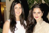 Did Rekha Walk Out of Fitoor Because of Katrina Kaif?