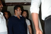 Salman Khan, Sneha Ullal and Other Celebs At A Movie Night