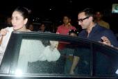 When Kareena Kapoor And Saif Ali Khan Went on a Dinner Date
