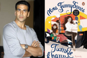'I Have Never Read a Book, Twinkle's Book is The First I'll Ever Read': Akshay Kumar