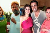 Domestic Violence Case Against Dimple Kapadia, Twinkle and Akshay Kumar!