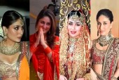 20 Bollywood Beauties And Their Bridal Looks!