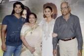 Aishwarya Rai Bachchan and Family at Jazbaa Premiere!