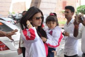 Beti B Aaradhya Bachchan Understands the Dynamics of a Working Mother