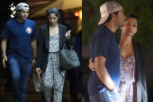 Spotted!: Who Was Freida Pinto Locking Lips With?