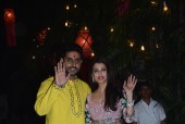Bollywood Celebrates Diwali With The Bachchans