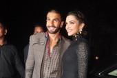 Ranveer Singh and Deepika Padukone Raise the Temperatures at the Bajirao Mastani Trailer Launch