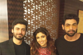 Was Fawad Khan Too Shy to Reveal His Birthday to Shilpa Shetty?