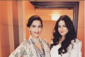 Sonam and Rhea Kapoor Live it Up at a Muscat Wedding!