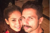 Here's How Shahid Kapoor And Mira Rajput Wished Each Other On Their 4th Wedding Anniversary!