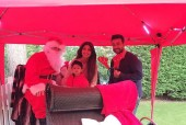 A Jolly Good Christmas For Shilpa Shetty And Family