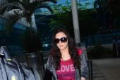 Preity Zinta, Salman Khan and Sangeeta Bijlani Spotted at the Airport