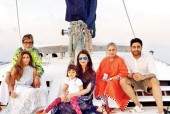 Where Are the Bachchans Cruising To?