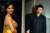 'Urmila Was a Painting and I Simply Framed Her': Ram Gopal Varma