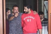 Bollywood Welcomes Sanjay Dutt