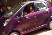 No Merecedes or BMW. Hema Malini Buys a Nano