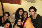 Urmila Matondkar Reunites With 'Maasoom' Mom Shabana Azmi Post Marriage