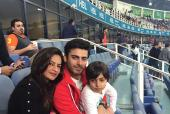 Meet Fawad Khan, The Doting Dad