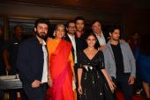 Team Kapoor And Sons Throws a Success Bash