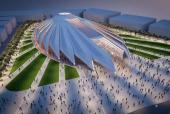 Dubai Expo 2020 gets Falcon Inspired UAE Pavilion