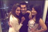 Bipasha Basu and Karan Singh Grover's FIRST Pic Post Wedding