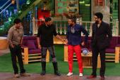 Theft on the Sets of The Kapil Sharma Show?