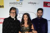 The Bachchan Family Steals the Show at the HT Style Awards 2016
