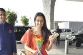 SPOTTED: Shraddha-Aditya At The Airport