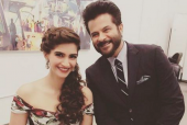 Evergreen Daddy Anil Kapoor Remembers the Day He Carried Sonam in His Arms All Night!