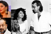 Madhuri Dixit Wants Out Of Sanjay Dutt's Life!