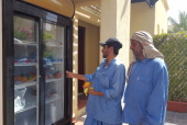Ramadan Sharing Fridge Turns Out to Be a Cool Initiative