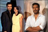 'Kajol's Equation Is Not As Warm As It Was With Karan Johar': Ajay Devgn