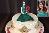 Aishwarya Rai Bachchan's Birthday Cake is a Scrumptious Delight!