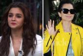 Alia Bhatt Wants To Know Where Kangana Ranaut is Always Jetting Off To