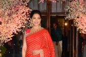When The Stars Shone At The Wedding Reception For Stylist Shaina Nath