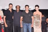 Salman Khan, Akshay Kumar, Rajinikanth At The Launch of 2.0