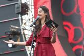When Our B-Towners Took To Stage At Global Citizen Festival