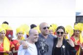 Star Spotting: Vin Diesel, Deepika Padukone and Anushka Sharma