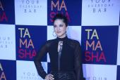 Sunny Leone, Esha Gupta and Shamita Shetty at the Launch of Tamasha Lounge, Mumbai