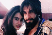 Sara Ali Khan, Ranveer Singh and Jhanvi Kapoor at Keshav and Veena Reddy's Wedding
