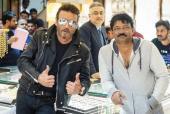 Jackie Shroff Shoots for Sarkar 3 in Dubai